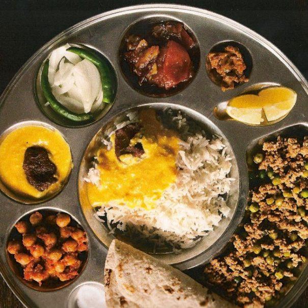 Kulinarium Austria: Indische Küche