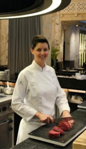 Kulinarium Austria: The Bank Brasserie & Bar, Nadine Stangl