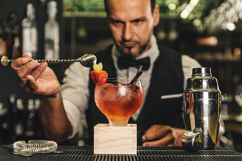 Kulinarium-Austria: Kulinarium-Austria: The Future of Cocktails