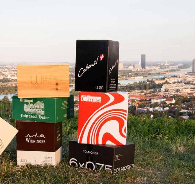 Kulinarium-Austria: WienWein Jahrgangspräsentation in der Markterei