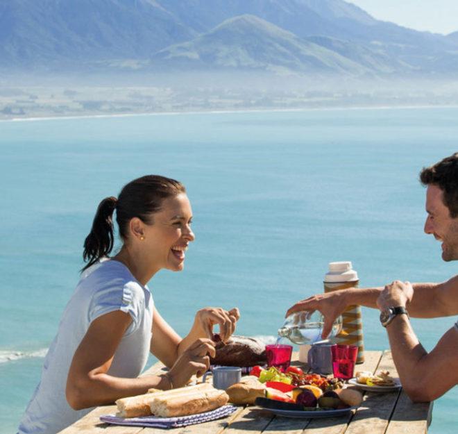 Kulinarium-Austria: Neuseeland Seafood