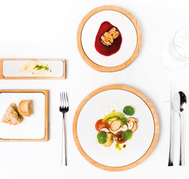 Kulinarium-Austria: Woodi Holzbrett