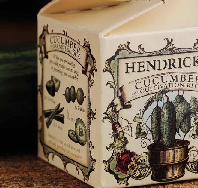 Kulinarium-Austria: Mit Hendrick's Gin zur ungewöhnlichen Gurke