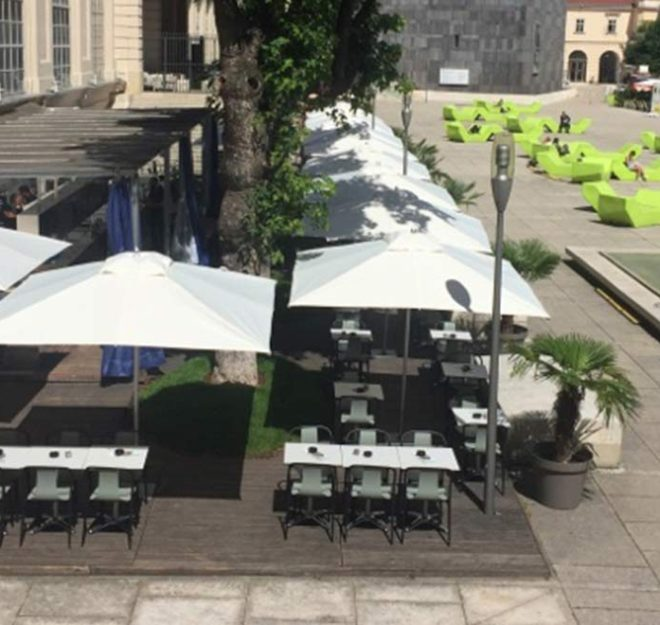 Kulinarium-Austria: The New Kids from MQ-Block – Das Café Leopold mit neuen Pächtern & chinesichem Twist