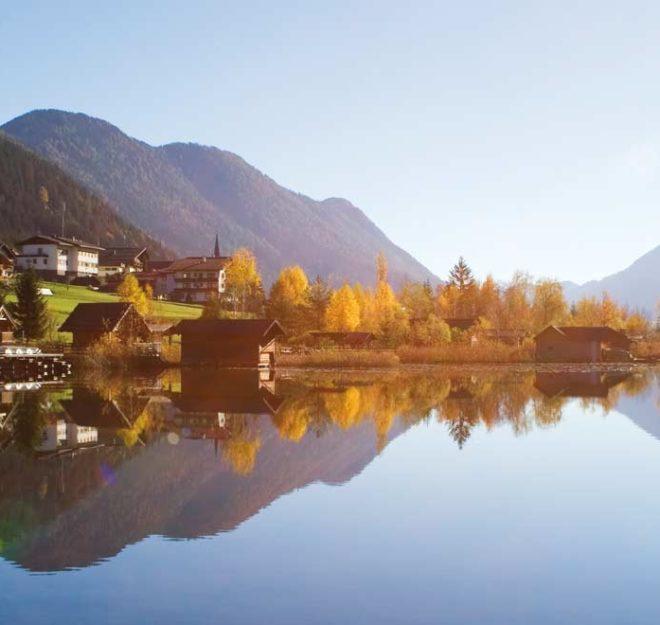 kulinarium-austria: naturpark weissensee
