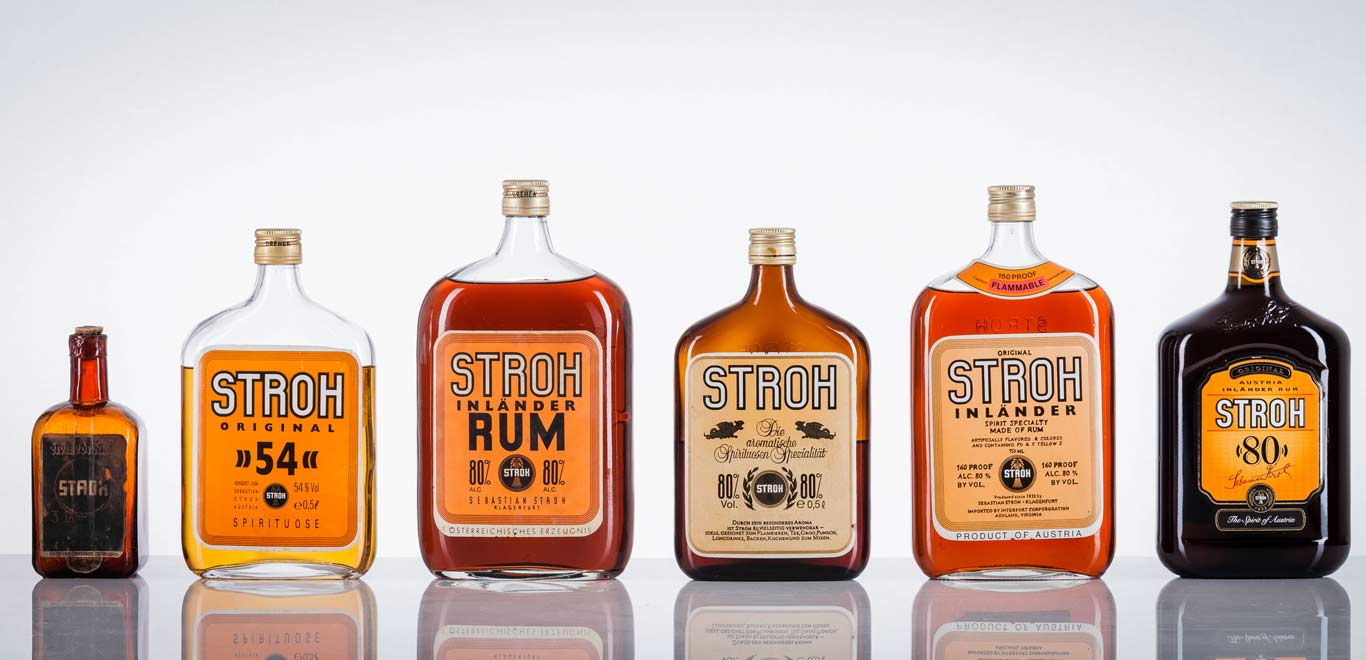 kulinarium-austria: stroh rum, the spirit of austria