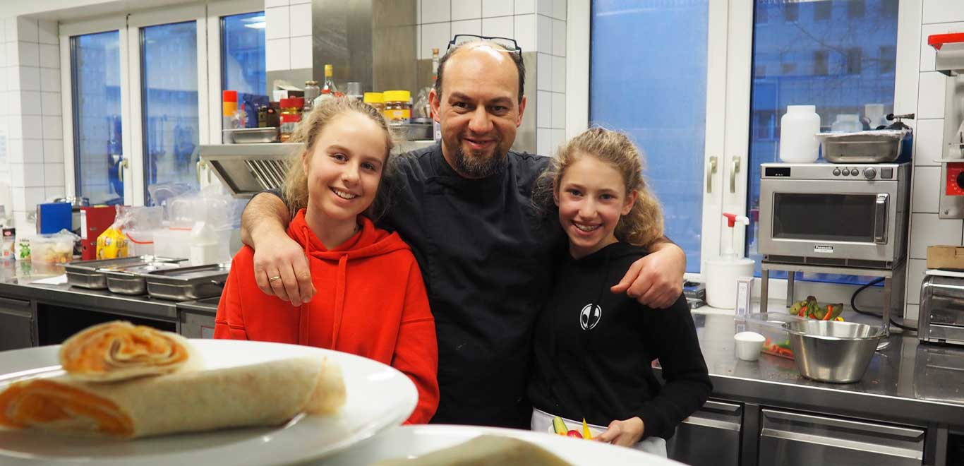 kulinarium-austria: kids cooking workshop, marina restaurant