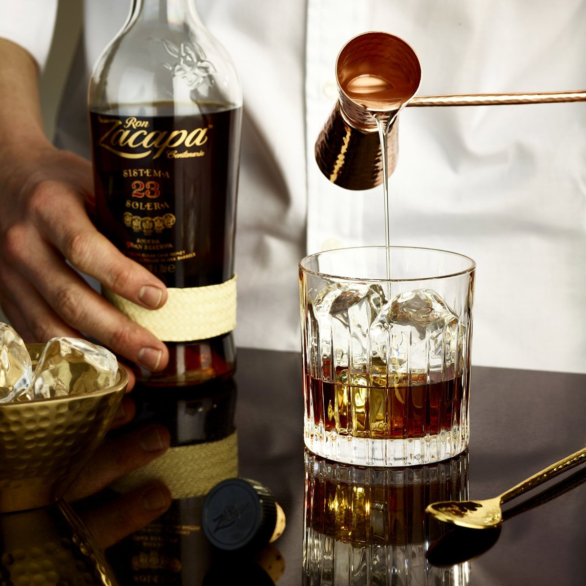 kulinarium-austria: drinks, cocktail, zacapa