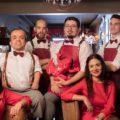 kulinarium-austria: gemischtes doppel, barevents wien
