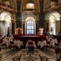 kulinarium austria, dinner im musem, kunsthistorisches musem, wien