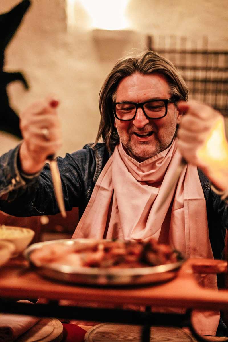 kulinarium austria, ritterkuchl hall in tirol, Erlebnisgastronomie, tafeln wie die ritter