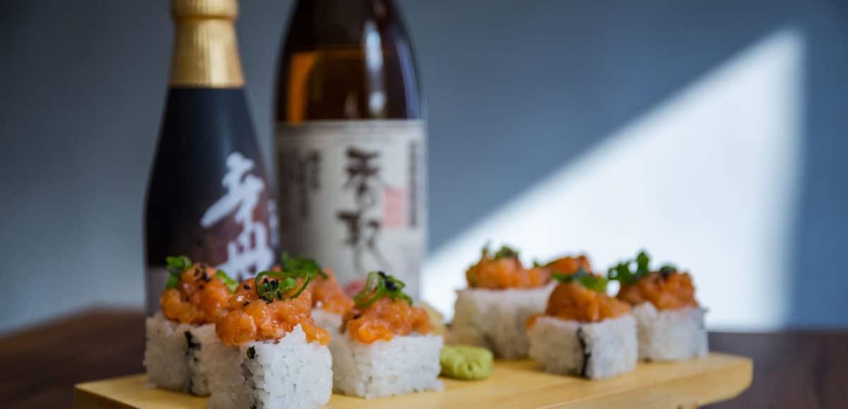 kulinarium austria, t-sakeria popup, wien, okra izakaya, sushi, japanisch essen, japanisches restaurant