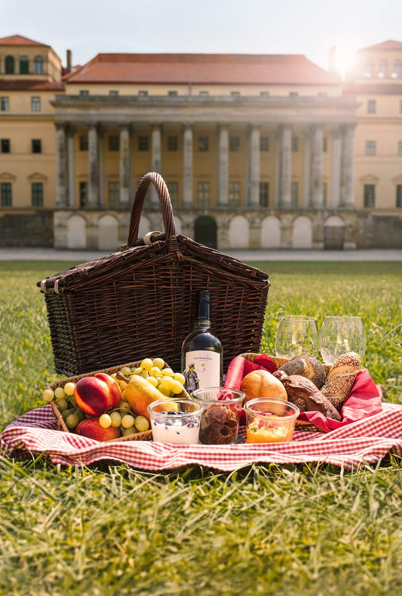 kulinarium austria, schloss esterhazy, picknickkonzerte