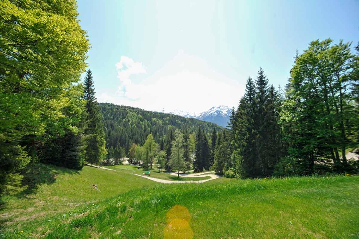 yellofromtheegg, golfclub seefeld-wildmoos, tirol