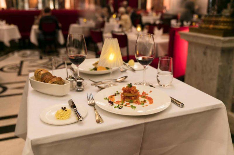 yellofromtheegg, khm wien, dinner im museum, genuss im museum