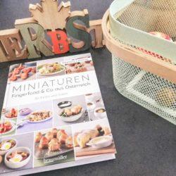 yellofromtheegg, kochbuch, kochbuch review, fingerfood