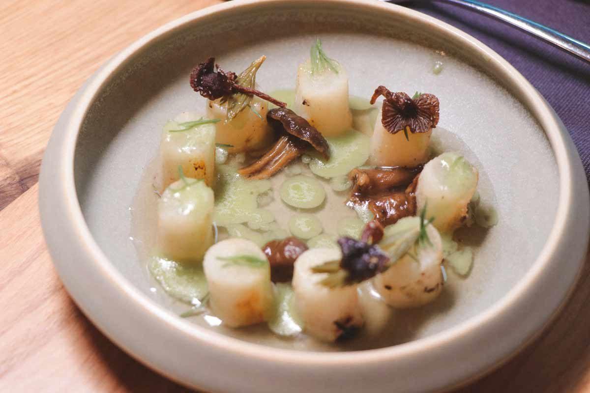 yellofromtheegg, restaurant oniriq, fine dining innsbruck