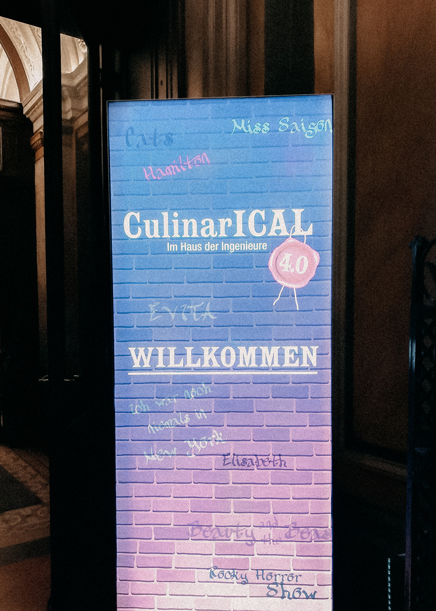 yellofromtheegg, events wien, culinarical 2020, musical