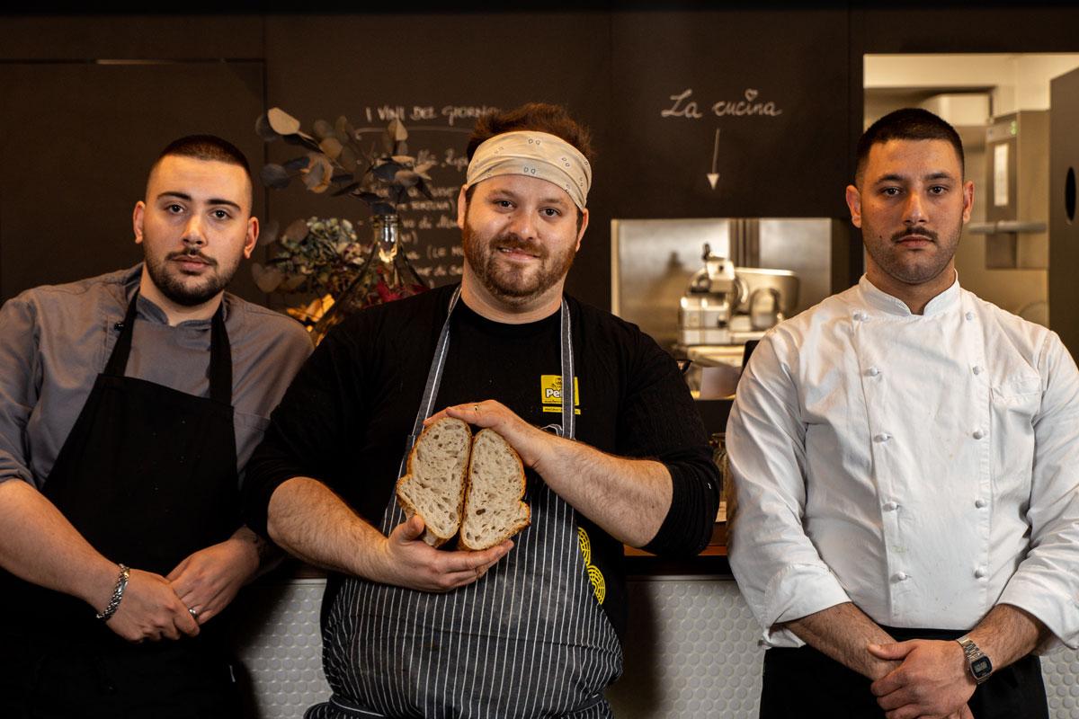 Das kulinarische Dream-Team